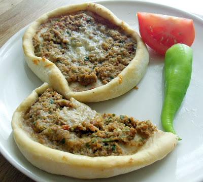Türkische Mini Pizza