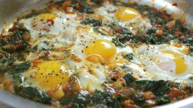 spinat-mit-eiern