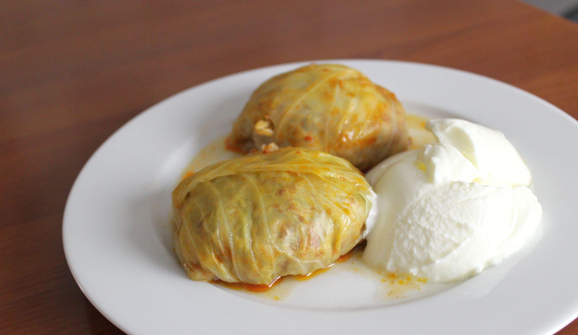 CANANS REZEPTE Türkische Weißkohl-Rouladen - Nach Mama´s Rezept