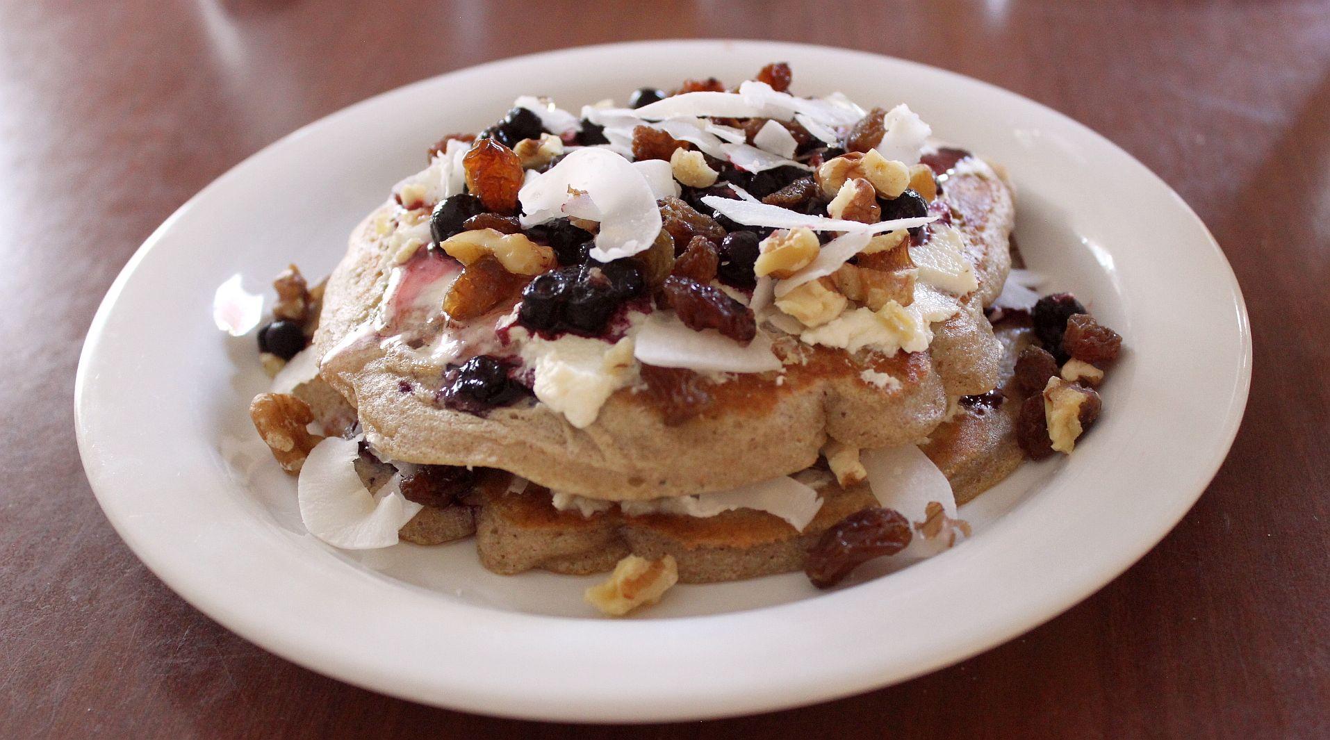 Buchweizen Pancakes – glutenfrei